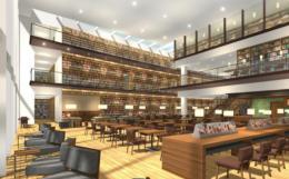 多賀城市 新図書館イメージ|CCC HPより