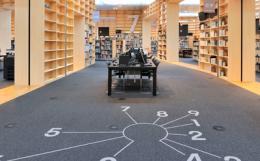 武蔵野美術大学 図書館|武蔵野美術大学HPより